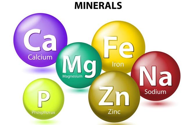 Rich in Minerals