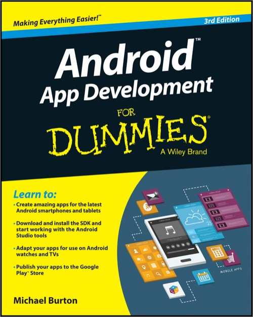 best android app development books