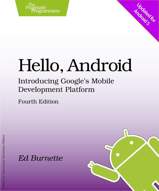 best android development books