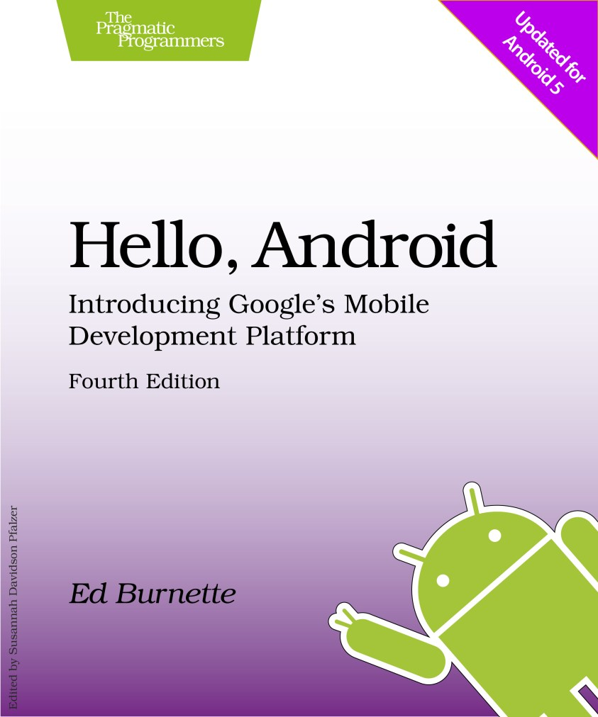best android development books
