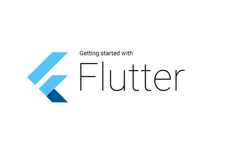 getting started with flutter app development