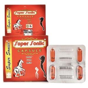 super soniic capsules