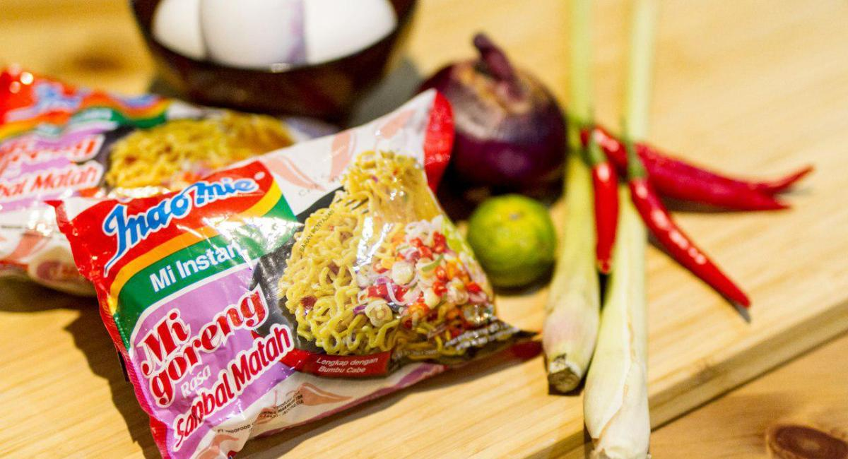 Review Indomie Sambal Matah