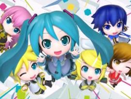 Hatsune Miku: Project Mirai DX (Screenshots)