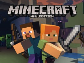 Minecraft: Wii U Edition is the big announcement for the day
