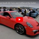 Checking Out South OC Cars and Coffee at the Outlets at San Clemente