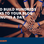 How to Build Hundreds of Links to Your Blog in 5 Minutes a Day