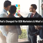 Q3 Wrap-Up: What's Changed For B2B Marketers & What's Ahead in 2020?