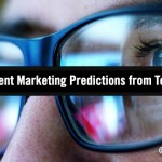 Top B2B Marketers Share their Content Marketing Predictions for 2021