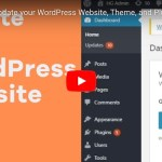How To Update Your WordPress Website, Theme, and Plugins