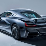 Rimac C_Two – How To Make A Porsche Taycan Turbo S Look Slow