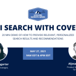 Webinar: AI-Powered search with Coveo (part of the Sitecore Summit Series)