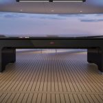 Bugatti Unveils a $300,000 Pool Table That Stays Level On A Yacht