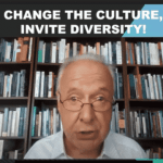 Don't stop thinking about diversity