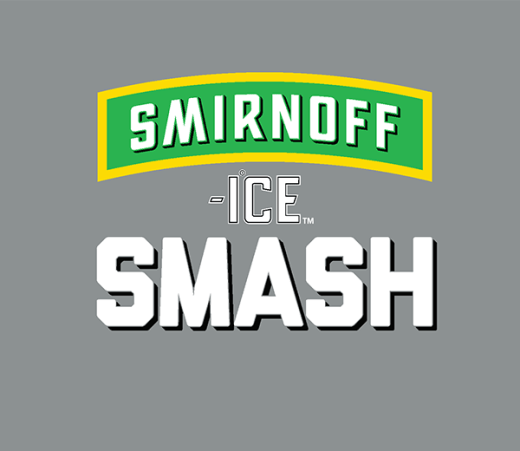SMIRNOFF ICE SMASH PEACH MANGO