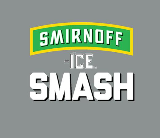 SMIRNOFF ICE SMASH LEMON LIME