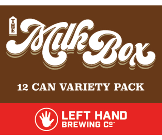LEFT HAND THE MILK BOX