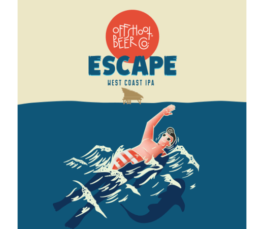 THE BRUERY OFFSHOOT ESCAPE WEST COAST IPA