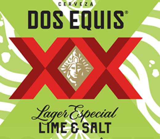 DOS EQUIS XX LIME & SALT