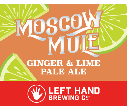 LEFT HAND MOSCOW MULE ALE (S)