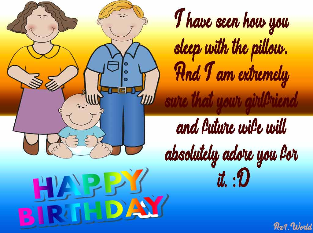 100 Funny Birthday Wishes For Son From Dad Mom