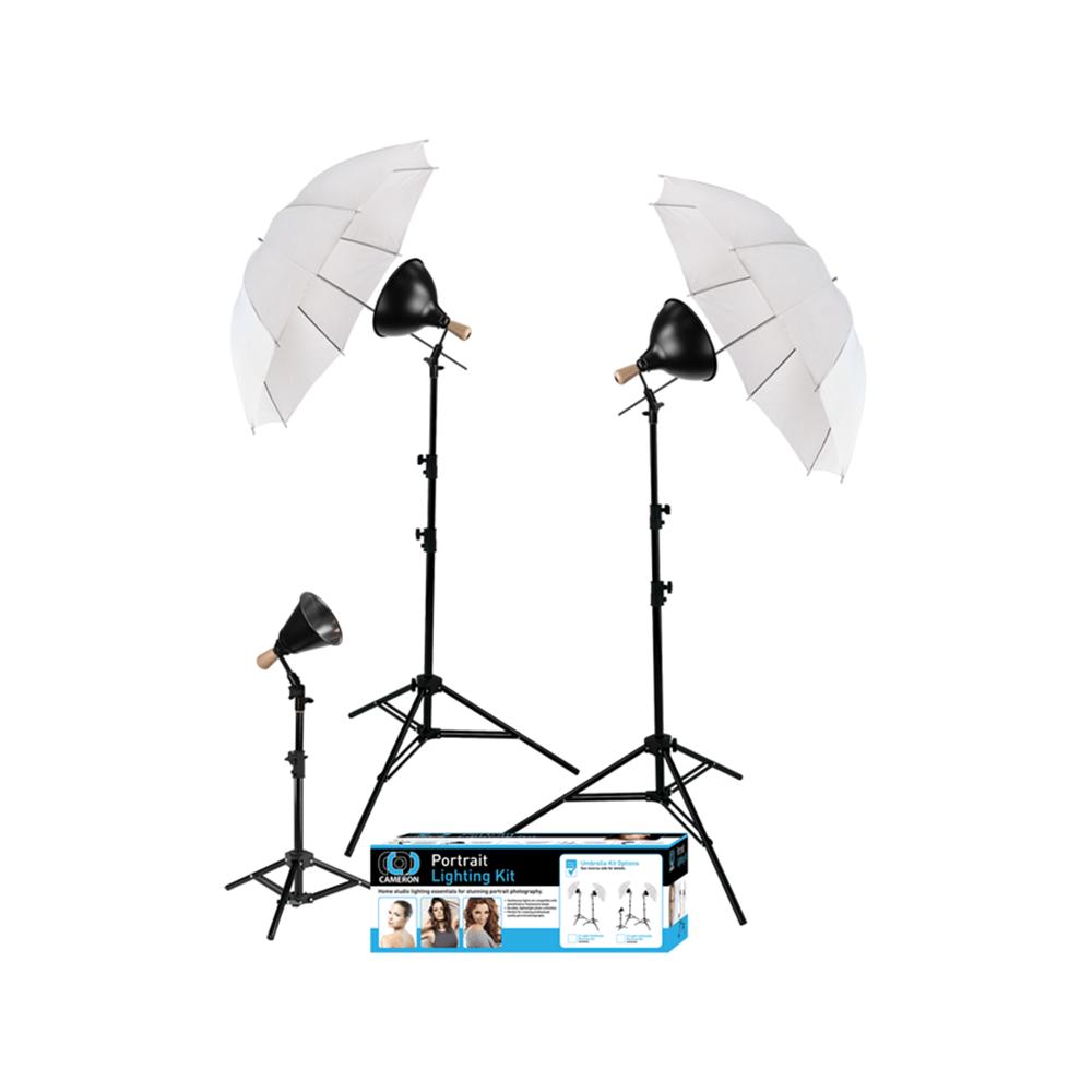 Cameron Portrait Lighting Kit