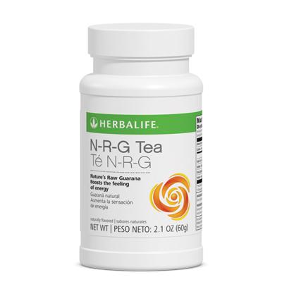 N R G Natures Raw Guarana Tea