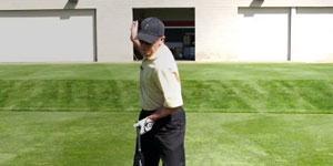 Ajustements dans le swing de maintien de la posture pour les aînés