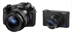 Sony lance le RX100 IV et le RX10 II