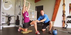 Le 30 Minute Workout Rotary Puissance de Jason Verre