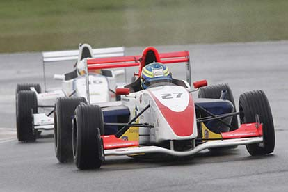 Ultimate 24 Lap Formula Renault Or Ford Turbo Driving