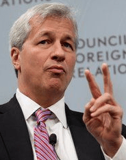Comments from the JPMorgan CEO