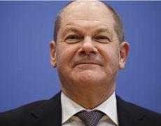 German fin min Sholz flags emergency budget of more than EUR150b