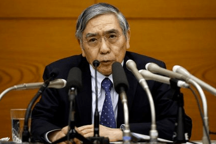 The BOJ is expected to leave policy unchanged at their meeting today.