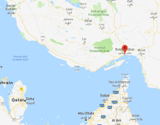 US increasingly believes UAE tanker MT RIAH forced into Iranian waters