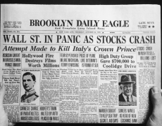 It's been 90 years since the original Black Monday. The lessons are ominous