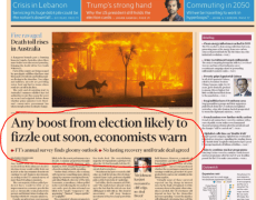 FT reports Brexit worries will continue to hold back UK economic growth this year