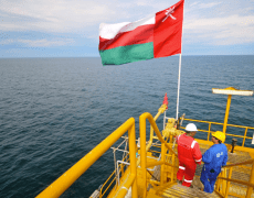 Oman's oil minister said he supports the output cut recommendations made by OPEC+ technical panel