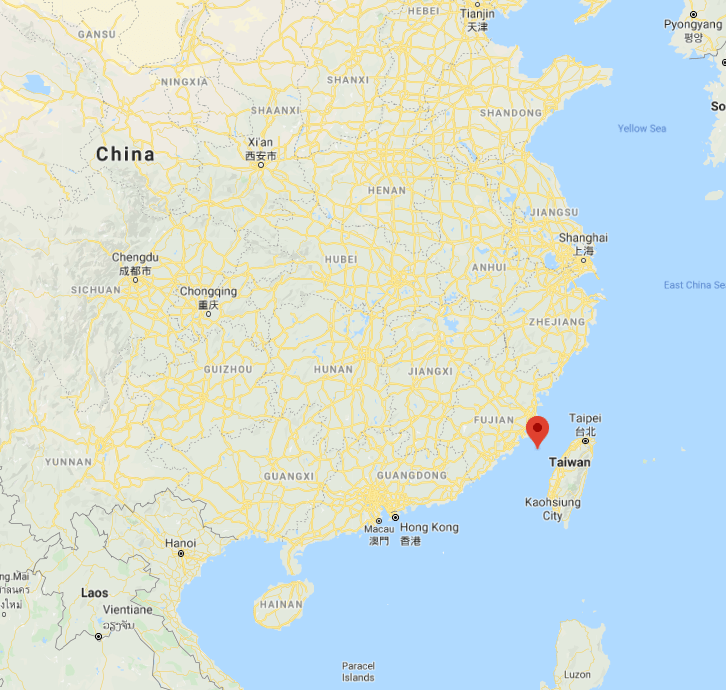 US Navy statement confirms the transit of an Arleigh Burke-class guided-missile destroyer through the Taiwan Strait on Wednesday