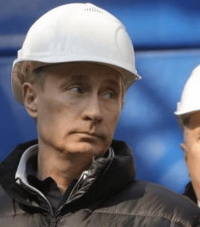Putin oil russia