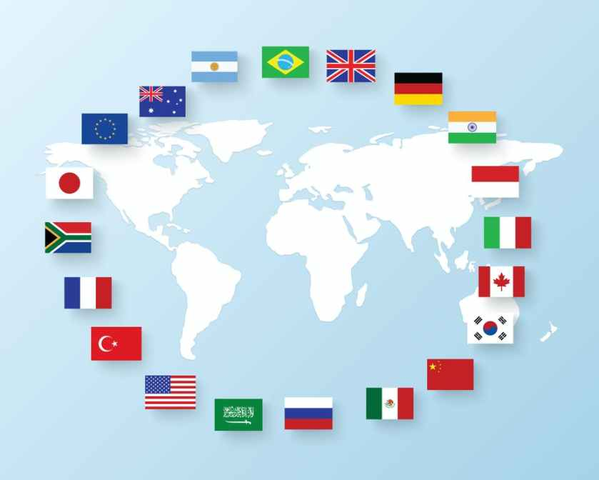 Group of 20 major economies offered a suspension of official bilateral debt payments to77 eligible countries