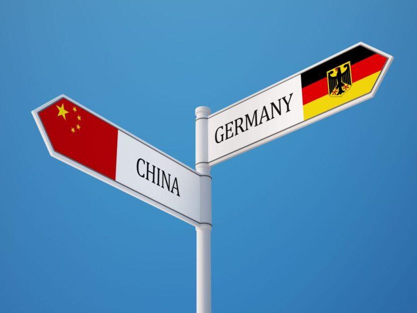 china Germany