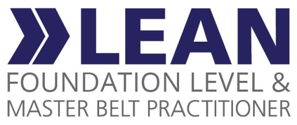 Lean Master Belt Practitioner Level 1 2 Logo
