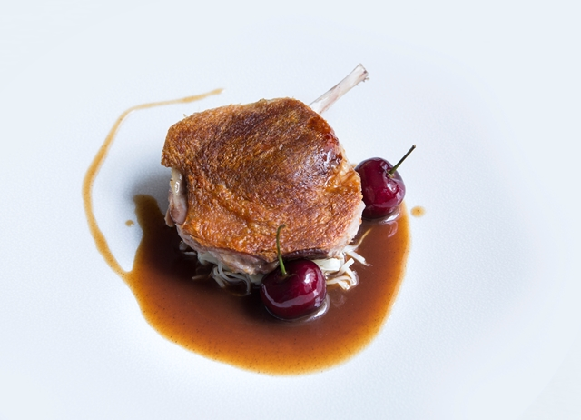 Duck Leg With Celeriac Choucroute Recipe Great British Chefs