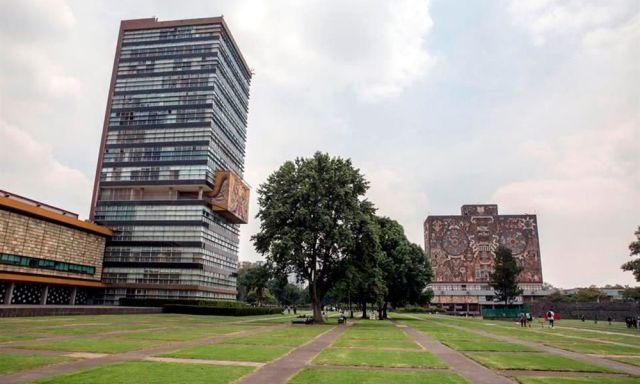 Foto: Ciudad Universitaria / UNAM