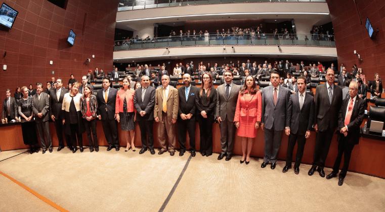 Foto: Prensa Senado