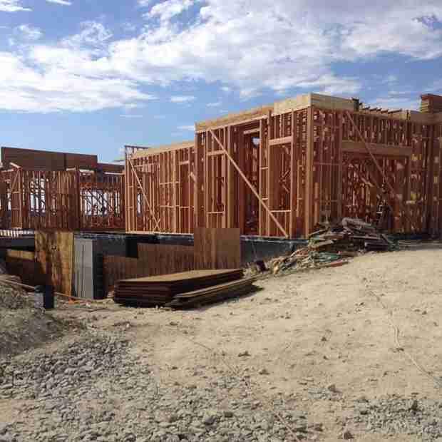 Heather Dubrow New House Progress