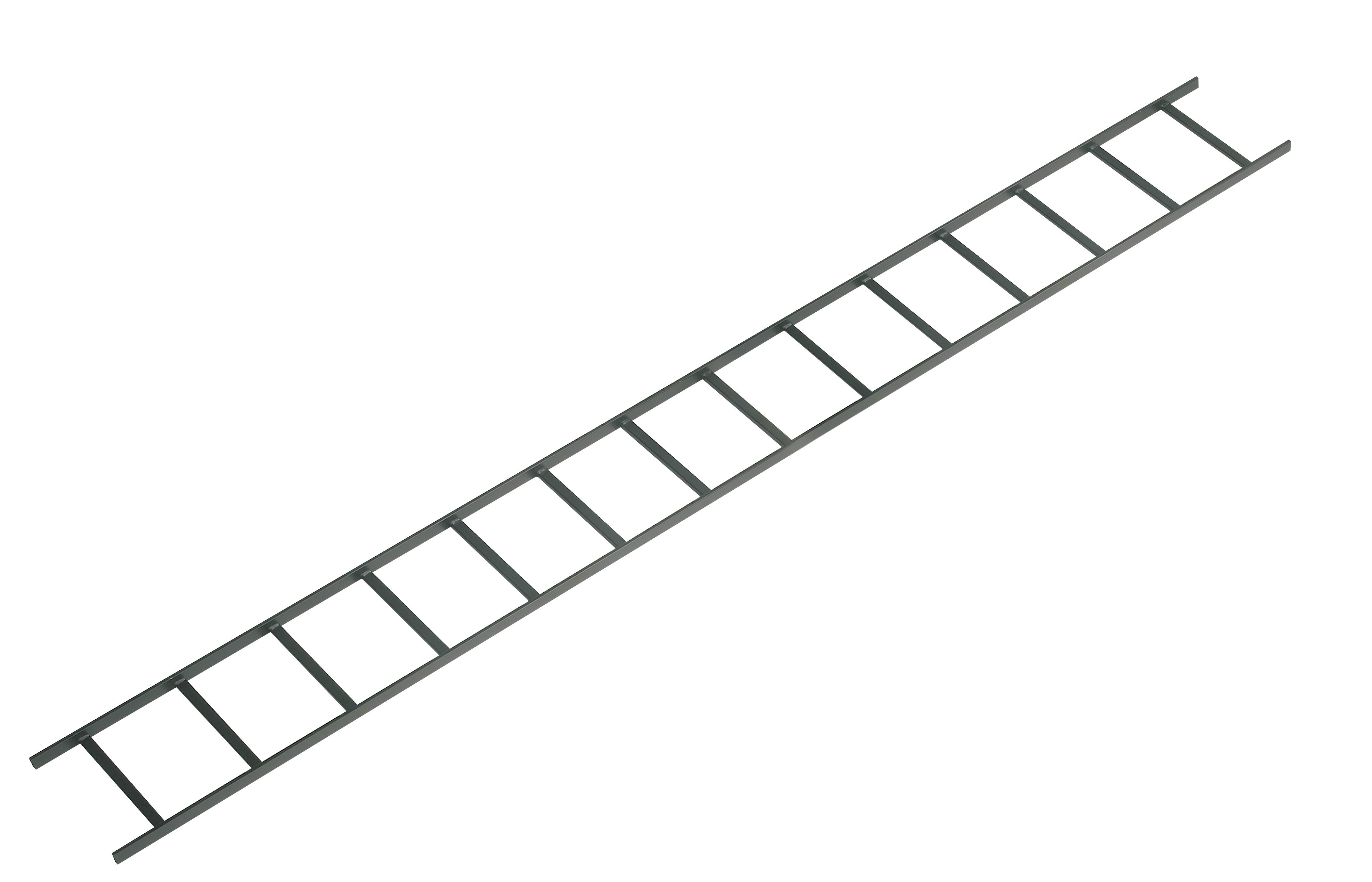 Ladder Rack 10 X12 Bk 3pack