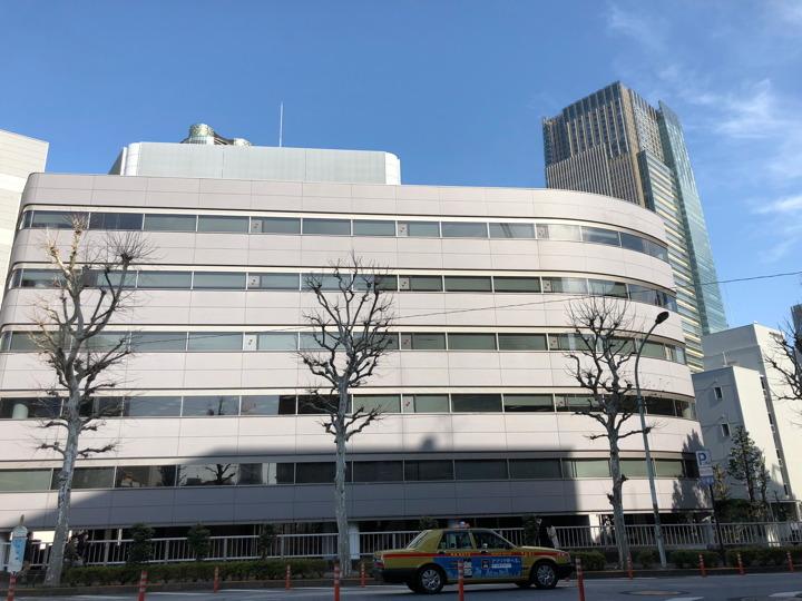 SME乃木坂ビルとソニー・ミュージックスタジオ
