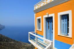 Balcon sur mer